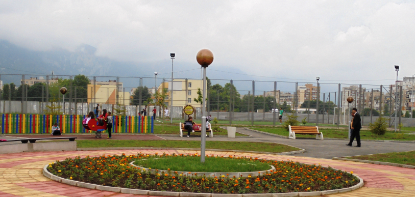 Park Spaces and Sport and Recreation Zones
