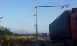 Implementation of System for Analysis of Traffic along 1st and 2nd Class Automobile Roads in Bulgaria