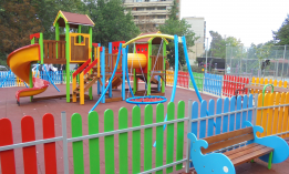 Construction of Sport and Children's Playground in Medkovets district, Vratza City