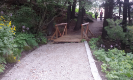 Restoration and Repair of Existing Tourist Infrastructure of Vitosha Natural Park